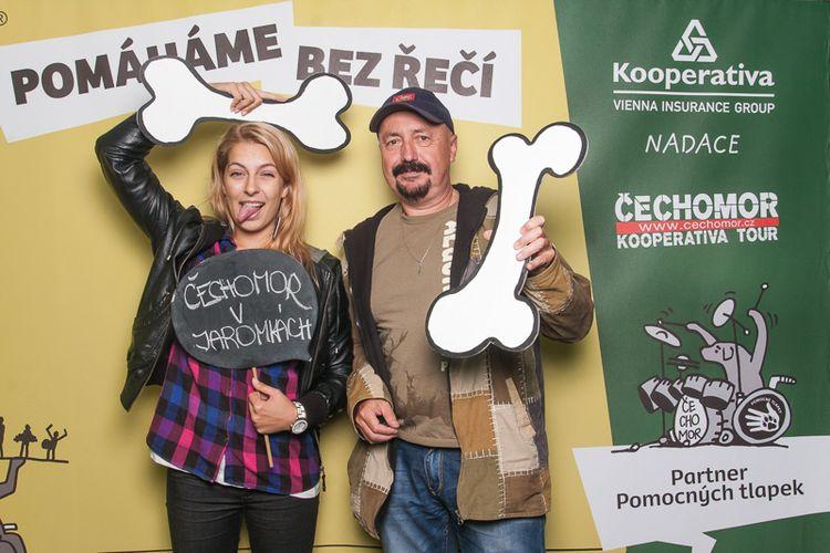 Čechomor Kooperativa tour 2014