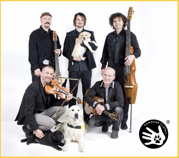 Koncert Čechomor 2017