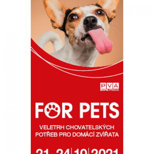 FOR PETS 2021